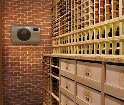 Insulation Wine Cellar ALT2