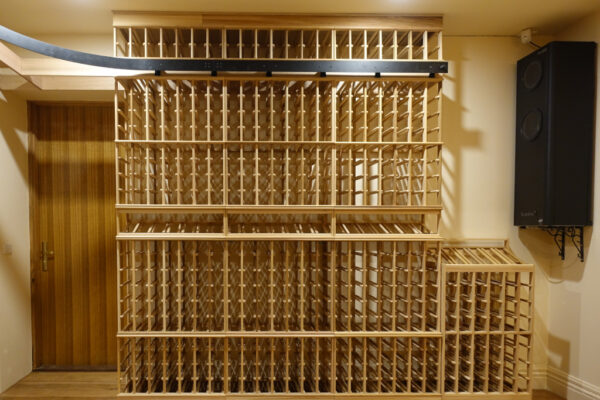 Cellar Wall with Conditioner