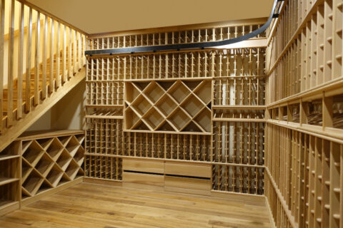 Fitted Cellar Room